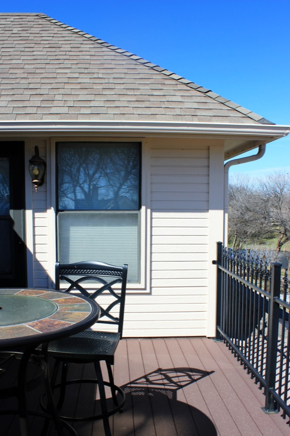 2nd Story Balcony Addition Little Elm Denton County