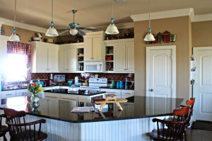 Custom Farm Home – Denton, Texas
