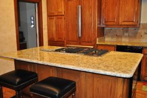 Kitchen & Powder Room Remodel – Denton, Texas