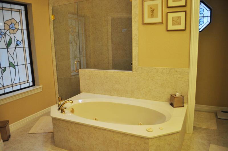 Master Bathroom Remodel Denton Texas