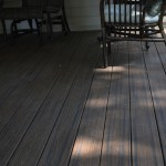 porch addition flooring