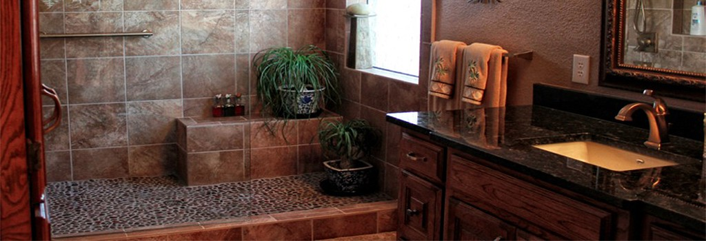 shower and seat