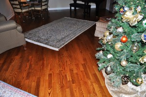 Wood Floor Installation – Denton, Texas