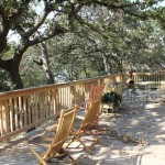 oak point deck