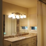 oak point master bath