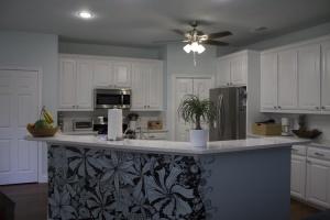 An Artist's Getaway — Kitchen and Den Remodel in Denton, Texas
