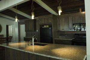 Texas Rising: After the Storm — Kitchen, Dining Room, and Living Room Remodel After Storm Damage in Oak Point, Texas